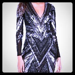 ❗️SALE❗️New EXPRESS sequin dress